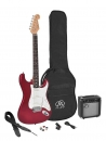 SX electric guitar pack SE1SK-CAR